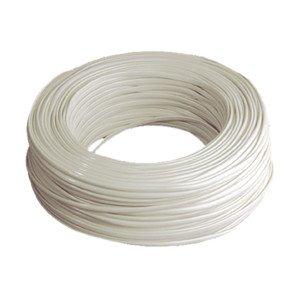 Cable telefónico manguera plana caja de 100 m Electro Dh 49.050/6/M 8430552032013