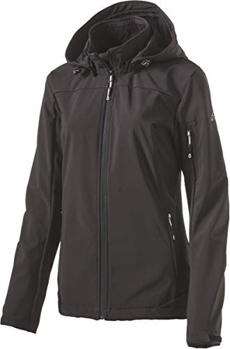 McKINLEY Damen Birch Creek V Jacke, Black, 46