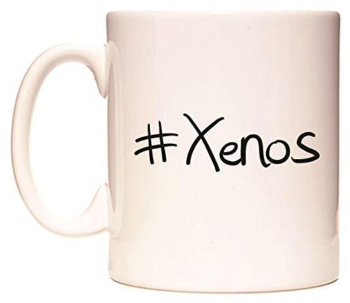 WeDoMugs #Xenos Becher