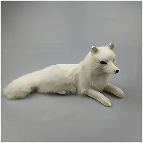 Blanco de simulación de Fox Modelo - lindo realista
