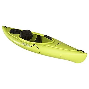 Old Town Canoes & Kayaks Heron 9XT Recreational Kayak, Lemongrass