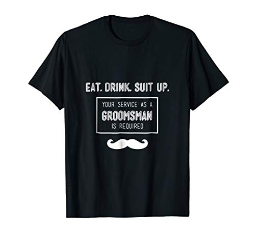 Mens Groomsmen/Best Man Gift for Best Friend/Brother - Groomsman
