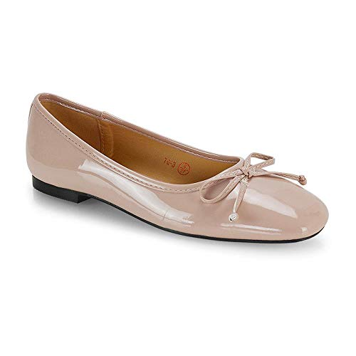 Top 10 best selling list for patent flat dolly shoes