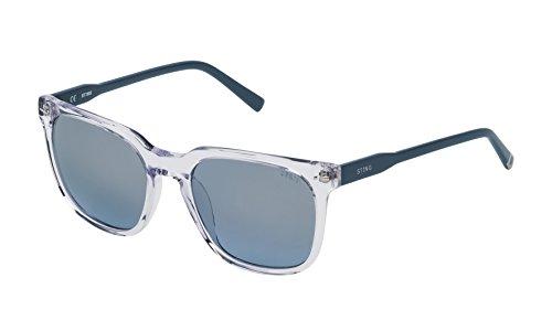 Sting Herren SST00953P79X Sonnenbrille, Transparent (Transparente), 53.0