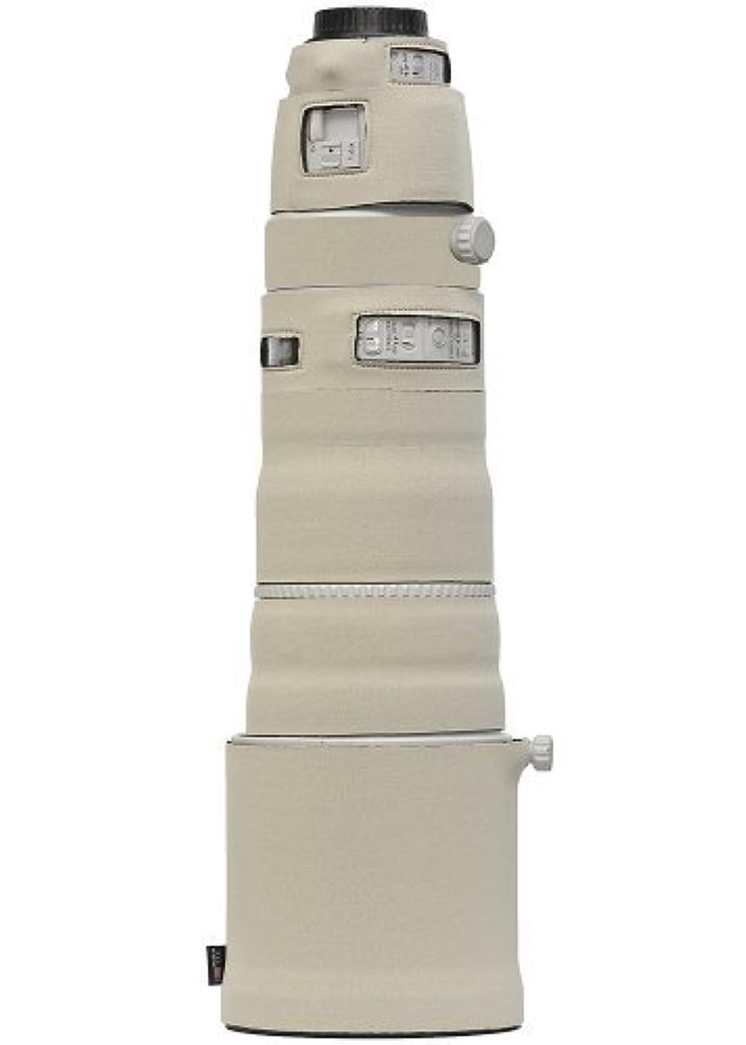 職人航空便浸食LensCoat lc200400cw Lens Cover for Canon 200-400 IS f4 (White) [並行輸入品]