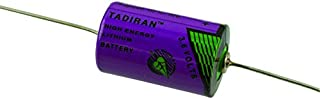 TADIRAN BATTERIES TL2150/P LITHIUM BATTERY, 3.6V, 1/2AA (1 piece)