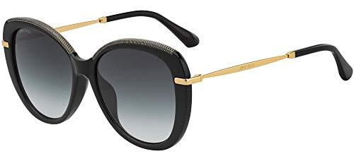 Jimmy Choo Phebe/F/S AE2 Black / Gold Phebe/F/S Round Sunglasses Lens Category