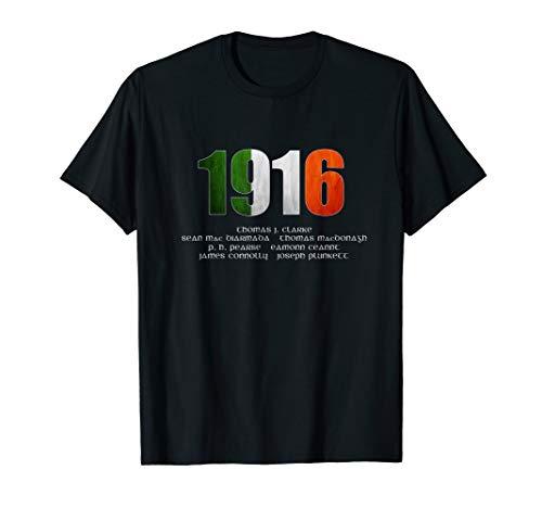 1916 Irish Easter Rising Signatories Commemorative T-shirt