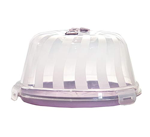 Top Shelf Elements Carrier for Bundt Cakes, Pie Carrier, Cheesecake...