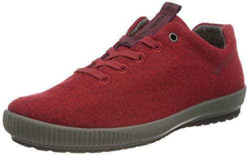 Legero Damen Tanaro Sneaker, Rio Red 5000, 41.5 EU