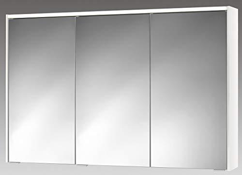 Jokey - Sieper Spiegelschrank 120cm dreitürig weiß