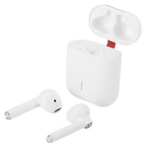 Bicaquu Auricular Bluetooth5.0 económico Auricular inalámbrico Bluetooth5.0 para teléfono móvil Dispositivo Inteligente...