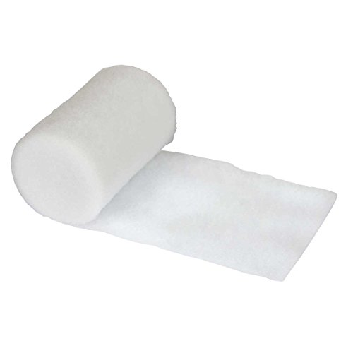 Rollwatte 10cm breit, 3m lang, 8 STK. im Klinikpack