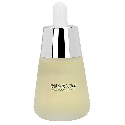 Aceite para agrandar los senos, aceite hidratante para agrandar los senos y los glúteos, aceite reafirmante para levantar los senos, cuidado del pecho 35g
