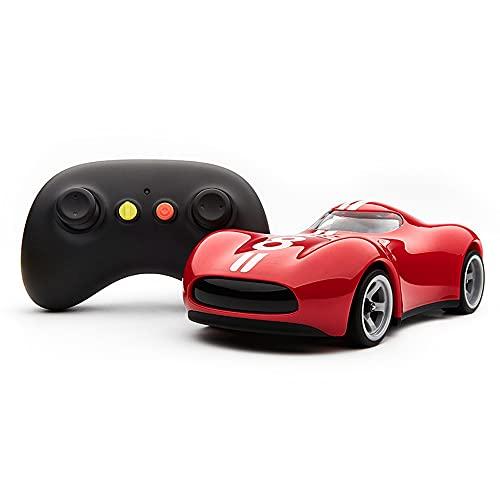 Nsddm Coche de Control Remoto eléctrico de 2.4GHz, RWD Supercar RC Camión para el Interruptor Adulto Alto/Baja Velocidad/TPR Neumático/Equipo de Metal, vehículo de Juguete para niños y niñas