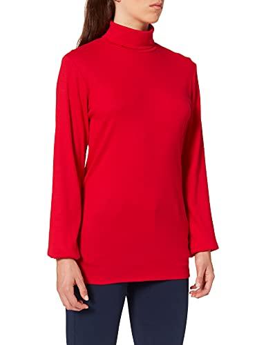Trigema 585010 Sweater, Rouge (Cerise 036), XXX-Large Femme