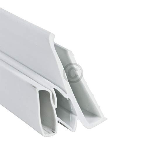 Juego de juntas de puerta para atornillar en frigorífico, 2000 x 1000 mm, junta de goma de sellado, piezas de repuesto para frigorífico/congelador