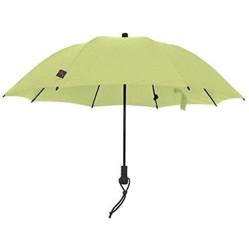 Euroschirm Swing liteflex der Sonnen-, Wander-, Regen- & Trekkingschirm Farbe hellgrün