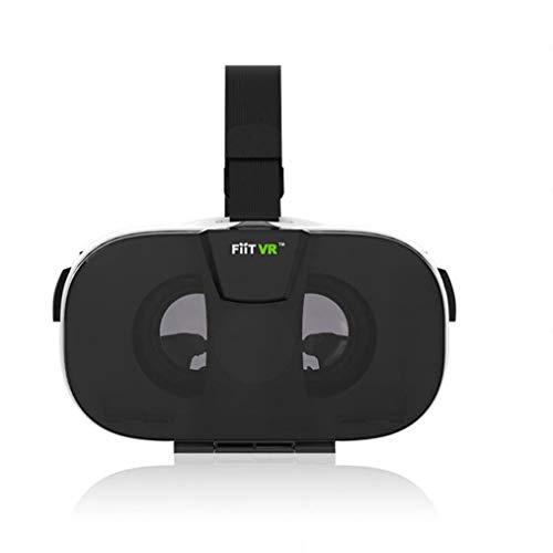 ZSP Virtual Reality Headset VR 3D Bril, 102° FOV met Touch Buttons Compatibel met IOS Android Microsoft De telefoon heeft 4.0-6.0 op het scherm