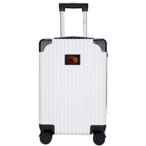 Purchase Denco NCAA Oregon State Beavers Two-Tone Premium Carry-On Hardcase Luggage Spinner