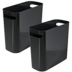 Best Rectangular Small Trash Can