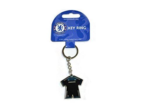 Chelsea Football Club equipacion oficial de Samsung del llavero del ciervo