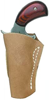 North American Arms Inside the Pant Holster, NAA .22 Short and .22 LR Mini-Revolvers Brown Right