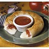 Stefano Pepperoni and Cheese with Marinara Saude Mini Rip N Dip and Stuffed Pizza, 8.5 Ounce -- 12...