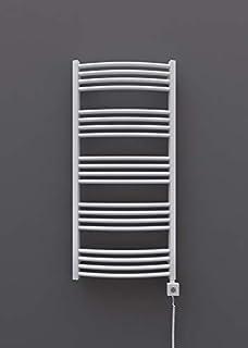 Anapont - Radiador eléctrico (medidas: 1074 x 600, potencia: 674 W), color blanco