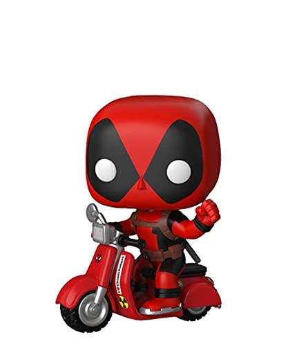 Popsplanet Funko Pop! Rides Deadpool Movie 2 - Deadpool on Scooter #48