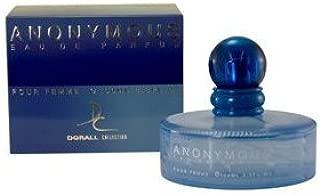 Anonymous Pour Femme by Dorall Collection for Women 3.3 oz Eau de Parfum Spray
