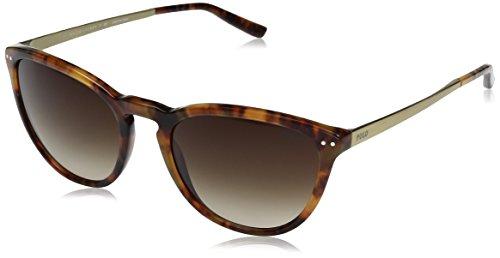Ralph Lauren POLO 0PH4118 Gafas de sol, Shiny Jerry Tortoise, 55 para...