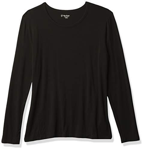 [The Drop] T-Shirt Hannah Tシャツ クルーネック 長袖 レディース