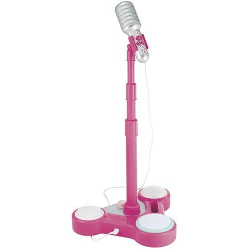 Early Learning Centre (ELC) Sing Star Microphone Music Set, Pink