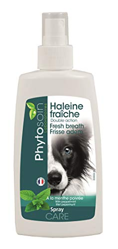 Fitosoína - Aliento fresco Perros - Spray sin gas - 125 ml