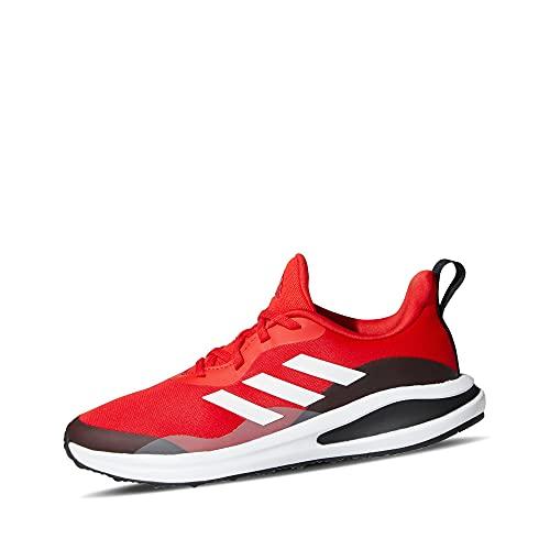 adidas Fortarun K, Zapatillas de Running, Rojint/FTWBLA/NEGBÁS, 36 EU