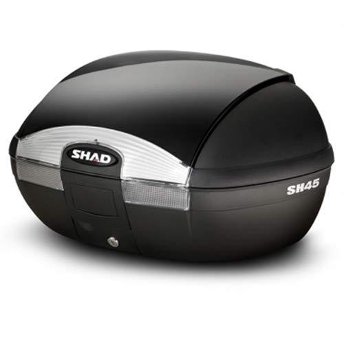SHAD D0B45100 SH-45 Topcase, 45 L, Schwarz
