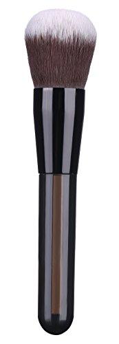 Brosse ronde Fond de teint, poudre minérale Fond de teint Brosse de Maquillage