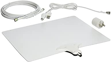 Mohu MH-110503 Leaf 50 HDTV Thin Indoor Antenna (Renewed)
