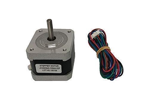 3Wthings NEMA 17 Schrittmotor/Stepper Motor 42-40, 1.8°, 1.0A / Original Ersatz-Motor für Creality 3D Drucker