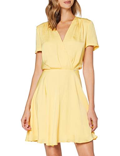 Morgan Damen 201-ropero.n Jumpsuit, Gelb (Yellow Yellow), 36 (Herstellergröße: T38)