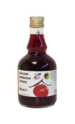 Vinagre de ciruela umeboshi - La Finestra Sul Cielo - 500ml - alimentación macrobiótica
