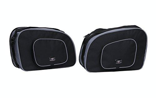 bolsas de forro de malla para BMW R100 K75 K100 K1100RS K1100LT par a estrenar