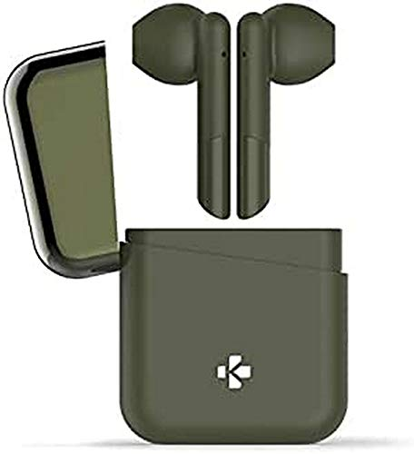MyKronoz ZeBuds auricolare per telefono cellulare Stereofonico Verde