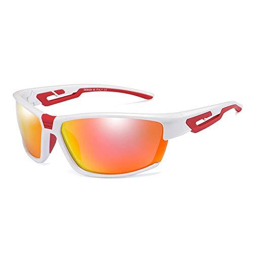 Gafas De Sol Hombre Mujeres Ciclismo Gafas De Sol Polarizadas Clásicas para Hombre, Gafas De Sol Cuadradas para Conducción, Gafas De Sol, Gafas-04