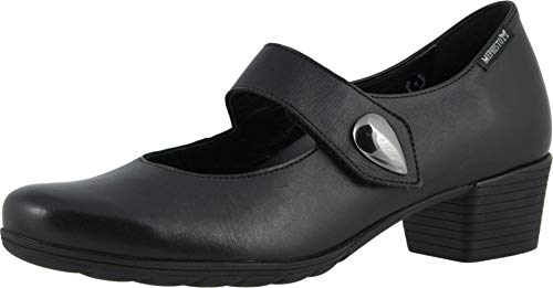 Mephisto Women's Isora Shoes Black City Calf 9.5 M US