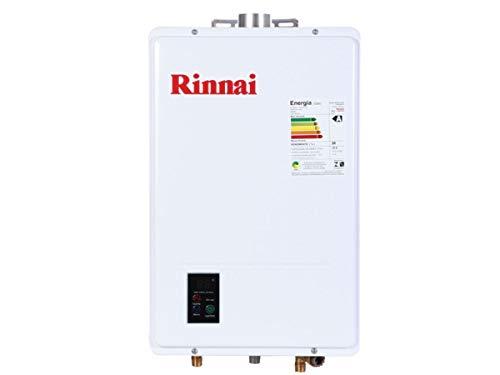 Aquecedor a gás Rinnai REU 1602 FEH - Vazão de 22,5 litros - gás GLP Voltagem:BIVOLT