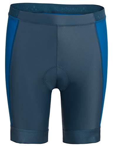 Vaude Advanced Pants Iii Fietsbroek voor heren, functioneel zitkussen