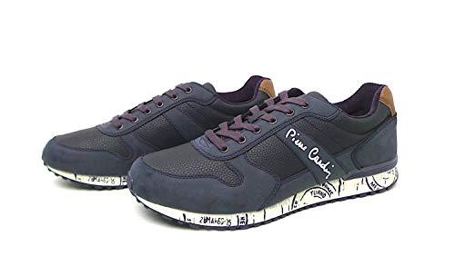 Pierre Cardin PC925G 11 Navy Sneakers Ginnastica Herren Man, 11 Navy - Größe: 50 EU