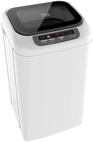 BLACK DECKER BPWH84W Washer Portable Laundry White product image
